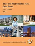 State and metropolitan area data book : 2013