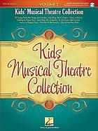 Kids' musical theatre collection. Volume 2.