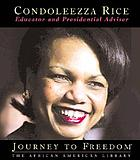 Condoleezza Rice : U.S. Secretary of State