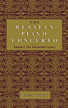 The Russian piano concerto