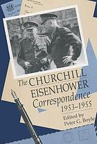 The Churchill-Eisenhower correspondence, 1953-1955