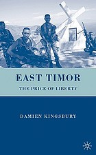 East Timor : the price of liberty