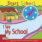 I spy my school : spin the wheel - learn the letter sounds