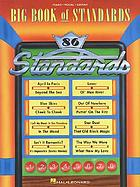 Big book of standards: piano, vocal, guitar.
