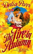 The fire in autumn