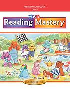 SRA reading mastery. Level 1