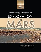 An astrobiology strategy for the exploration of Mars