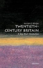 Twentieth-century Britain : a very short introduction