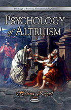 Psychology of altruism