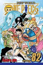 One piece. Vol. 82, The world is restless