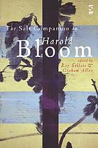 The Salt companion to Harold Bloom