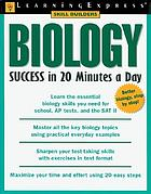 Biology success in 20 minutes a day