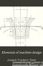 Elements of machine design,