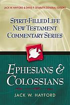 Ephesians & Colossians