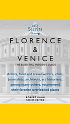 Florence & Venice : the essential insider's guide
