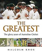 The greatest: the players, the moments, the matches 1993−2008