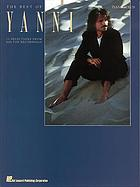 The best of Yanni : piano solos