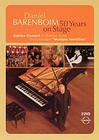 Daniel Barenboim : 50 years on stage