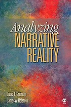 Analyzing Narrative Reality cover image
