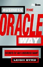 Business the Oracle way
