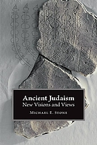 Ancient Judaism : new visions and views