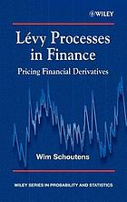 Lévy processes in finance : pricing financial derivatives