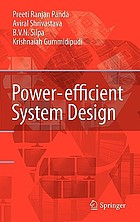 Power-efficient system design
