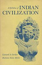 A syllabus of Indian civilization