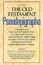 The Old Testament pseudepigrapha / 1. Apocalyptic literature and testaments. - 1. ed. - 1983. - L, 995 S.