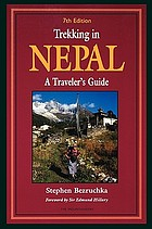Trekking in Nepal a traveler's guide