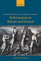 Reformation in Britain and Ireland.