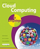 Cloud computing : in easy steps