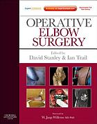 Operative elbow surgery