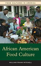 African American Food Culture cover image