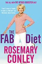 The FAB diet : the all new fat attack booster diet