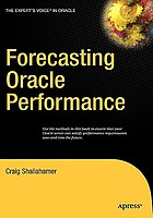 Forecasting Oracle performance
