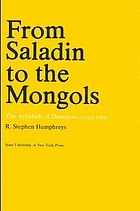 From Saladin to the Mongols.
