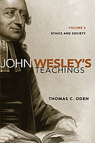 John Wesley's teachings