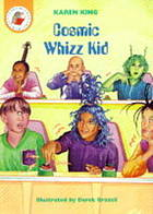 Red storybooks: cosmic whizz kid