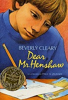 Weekly Reader Books presents Dear Mr. Henshaw