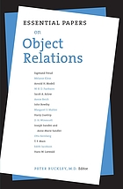 Essential papers on object relations