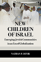 New children of Israel : emerging Jewish communities in an era of globalization