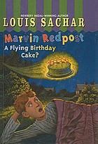 Marvin Redpost : a flying birthday cake