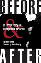 Before & after : U.S. foreign policy and the War on Terrorism