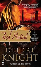 Red mortal : a gods of midnight novel