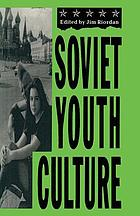 Soviet youth culture