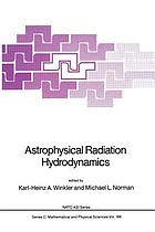Astrophysical Radiation Hydrodynamics