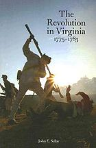 The Revolution in Virginia, 1775-1783