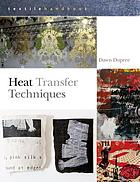 Heat transfer techniques