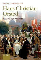 Hans Christian Orsted : reading nature's mind